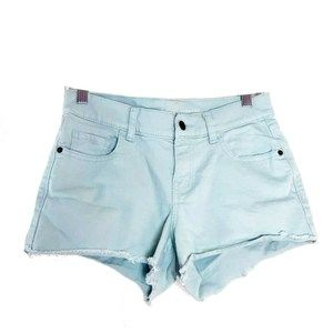 Old Navy Boyfriend Entertainment Mint Shorts Sz 2